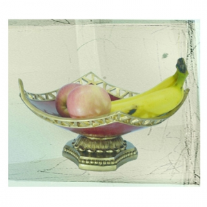Resin Fruit Tray