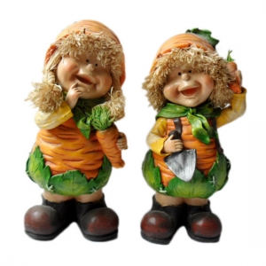Harvest Festival polyresin Figurines