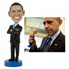 Obama BobbleHead Figurine