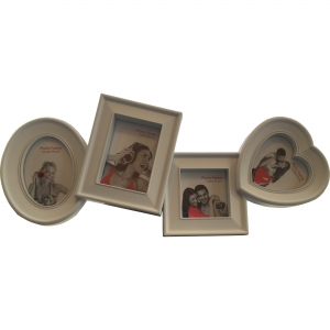 Polyresin personalised photo frames