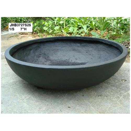 big bowl fiber planter