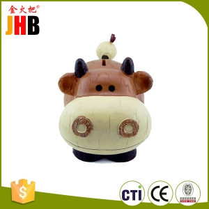 Cow Money Box Piggy Bank